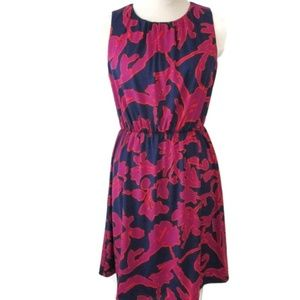 JB Julie Brown Stretch Sleeveless Dress Large